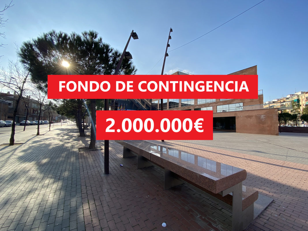 Fondo de contingencia.