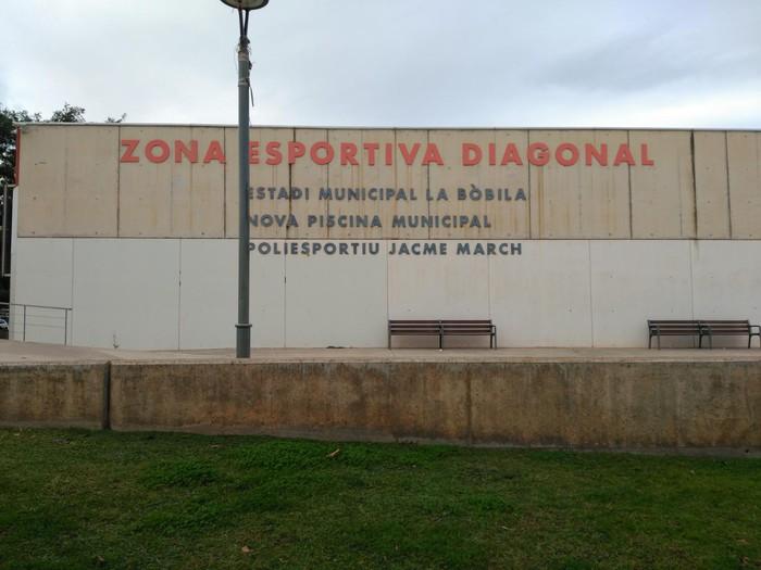 Zona Esportiva Diagonal.
