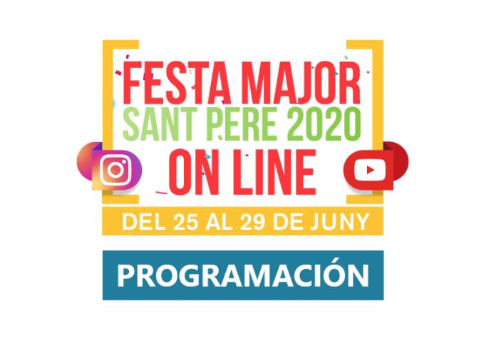 Programación de la Fiesta Mayor de Gavà 2020.