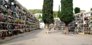 Cementerio de Gavà. Foto: La Vanguardia.