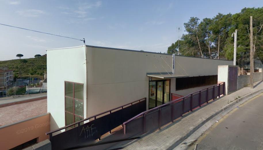 Centro cívico de Ca n'Espinós.