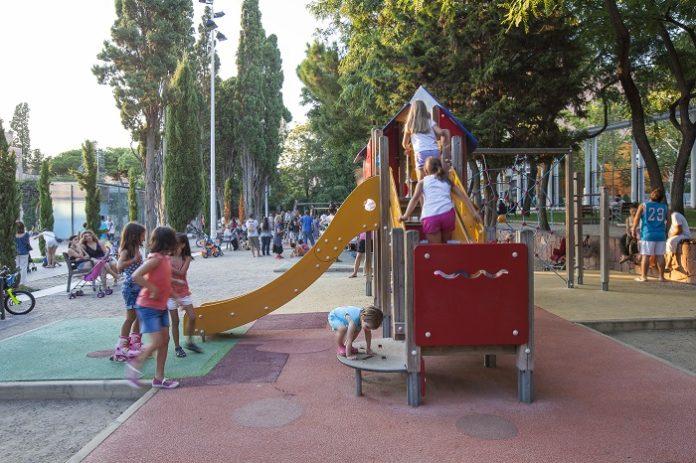 Parque de la Torre Lluch. Foto: Ayuntamiento de Gavà.