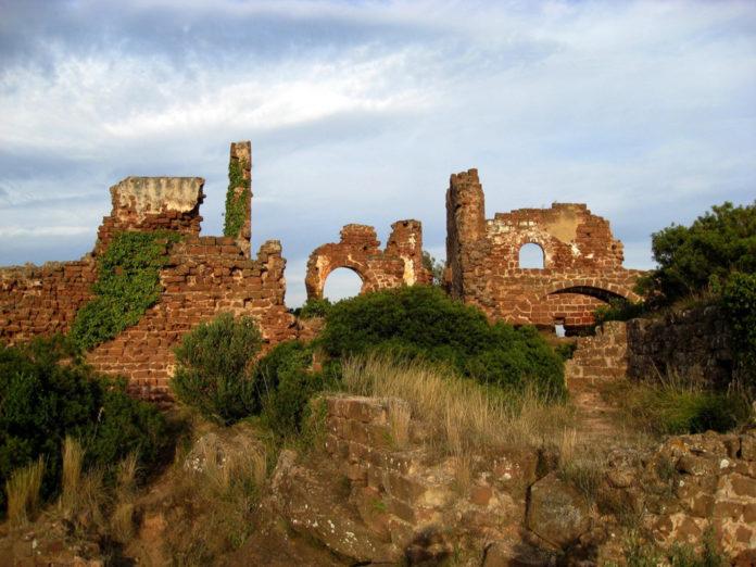 Castell d'Eramprunyà.