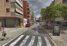 Calle Sant Lluís.