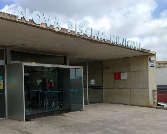 Nova Piscina Municipal.
