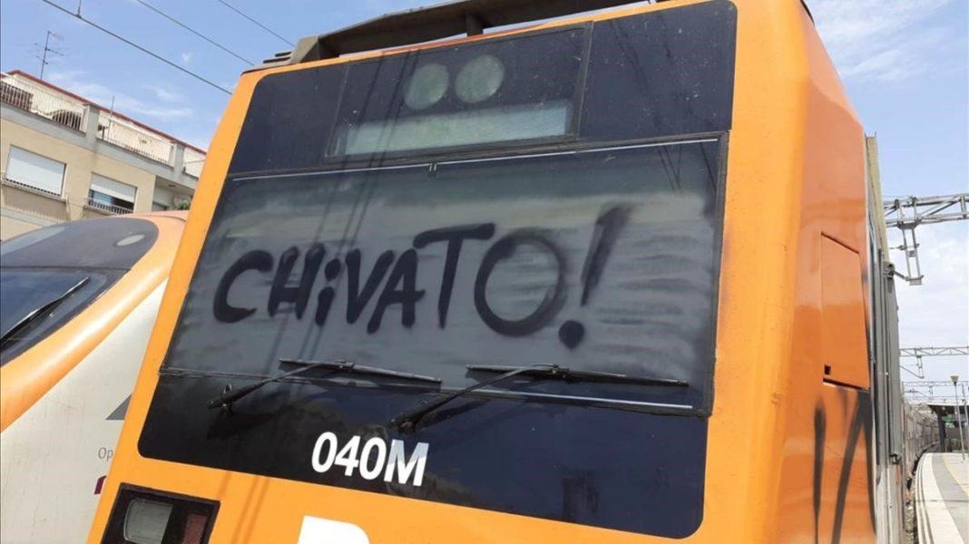 Grafiti con la palabra