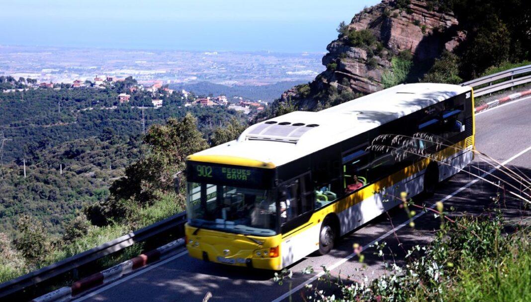 902 Begues - Gavà. Foto: El Periódico.