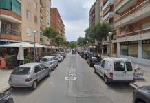 Calle Sant Josep Oriol.