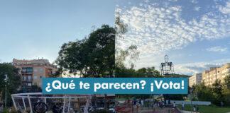 Encuesta sobre las remodelaciones de los nuevos parques.