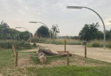 Parc del Calamot.