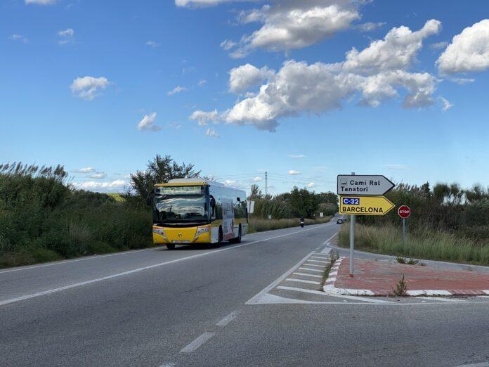 Carretera C-245.