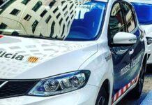 Vehículos de los mossos d'esquadra. Foto: EUROPA PRESS.