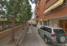 Calle Martí l'Humà.
