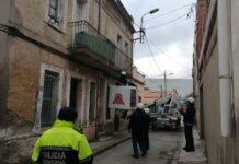 Operativo en el barrio de la Barceloneta. Foto: Ayuntamiento de Gavà.