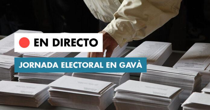 Elecciones al Parlament de Catalunya 2021 en Gavà, minuto a minuto.