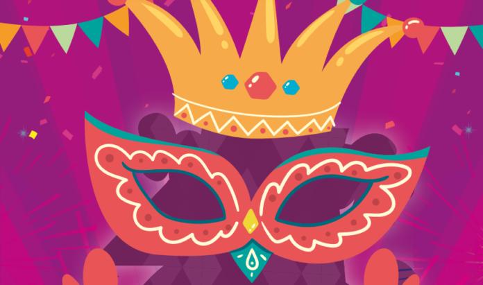 Programa de actividades para el Carnaval 2021 en Gavà.