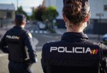 Policía Nacional. Foto: EP.