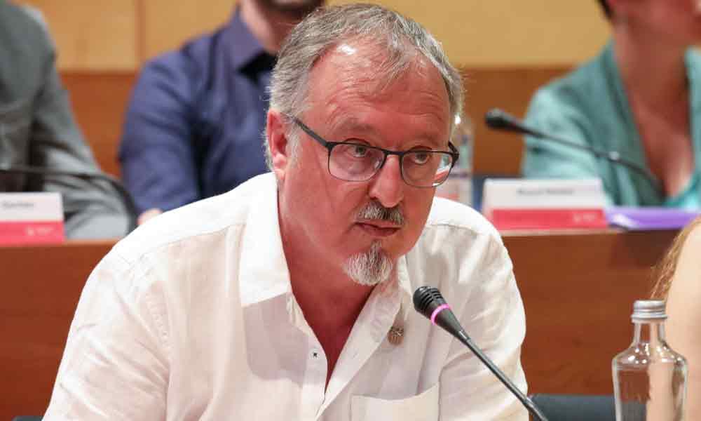 Albert Massana. Foto: El Bruguers Digital.