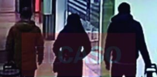 Imagen de los ladrones en el Barnasud. Foto: ElCaso.cat / CME.