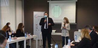 Presentación del proceso de co-creación del proyecto Gàvius. Foto: Ayuntamiento de Gavà.