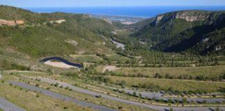 Vertedero de Residuos de la Vall d'en Joan.