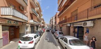Calle Montflorit.