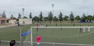 Ocurrió el pasado fin de semana en el partido de segunda división Benjamín donde jugaban la EF Gavà y el AE Piera.