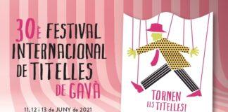 Festival Internacional de Titelles (programa completo más abajo).