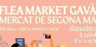 Flea Market Gavà.