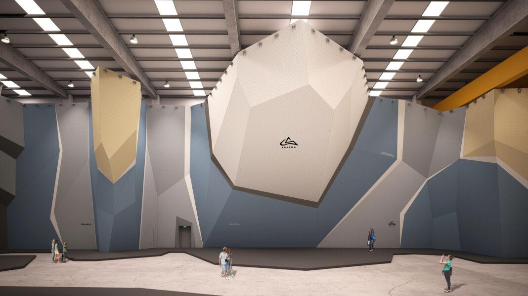 Recreación de la futura instalación.