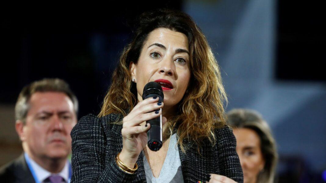 Raquel Sánchez. Foto: EFE.