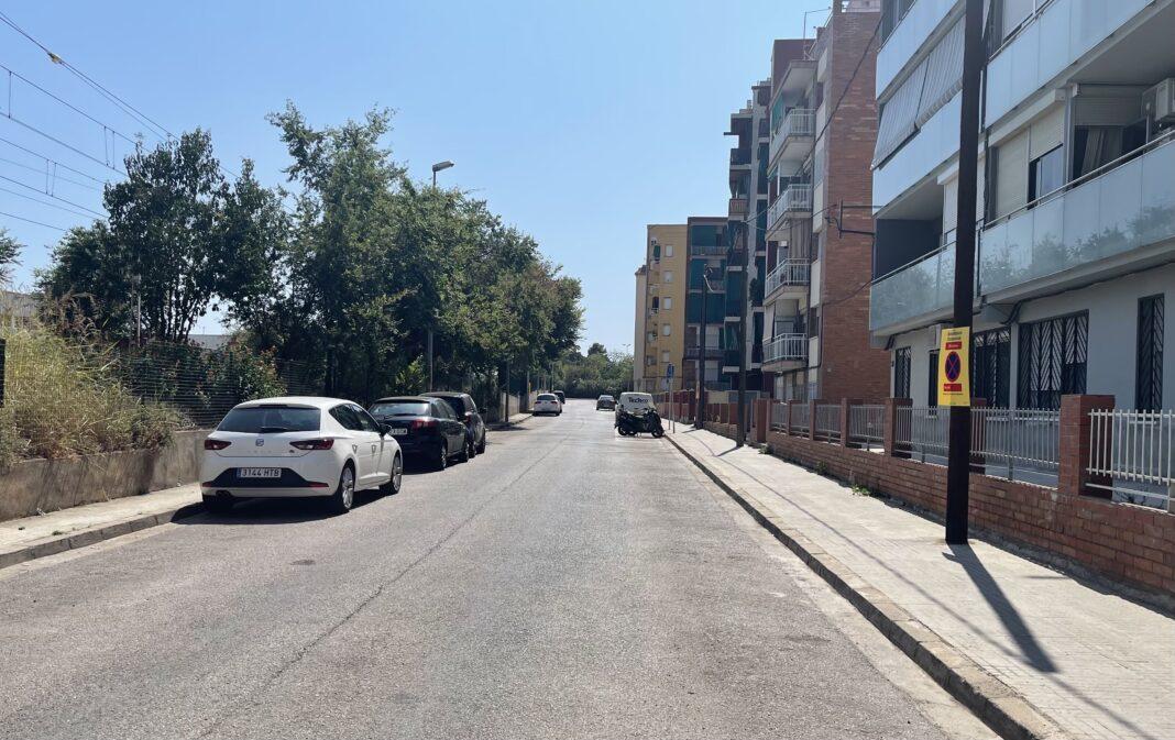 Calle Salamanca.