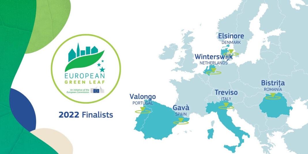 Finalistas del European Green Leaf 2022.