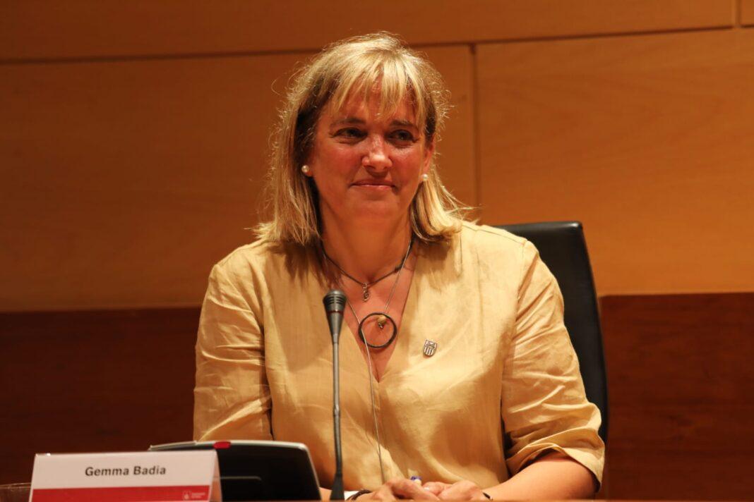 Gemma Badia. Foto: Ayuntamiento de Gavà.