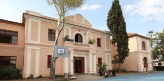 Escuela Salvador Lluch. Foto: Ayuntamiento de Gavà.