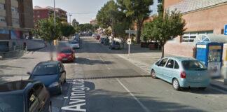 Avenida Joan XXIII.